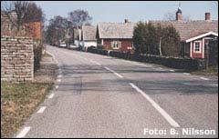 Malmbebyggelse i Näsby på Öland
