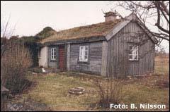 Malmstuga från Malmbebyggelser på Öland